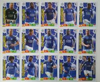 2019/20 PANINI English Premier League Soccer Cards - Leicester Team Set