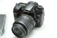 Nikon D7000 16.2 megapixels DSLR Camera W/ Nikkor 18-55mm f/3.5-5.6G VR ED Lens