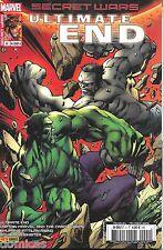 Secret Wars - Ultimate end N°2 - Panini-Marvel Comics Février 2016 - Neuf