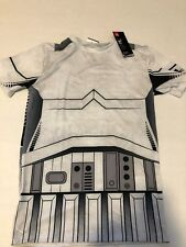 Under Armour Star Wars Storm Trooper Compression Shirt [1273450-100/Large]