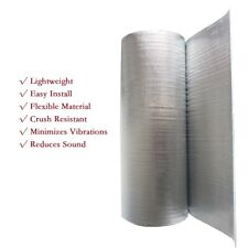 80''x39'' Heat Insulation Sound Deadening Mat - Easy Install For Car Doors Floor