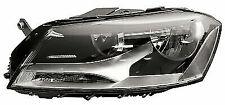 VW PASSAT B7 2011 - 2014 HALOGEN HEADLIGHT PASSENGERS SIDE LEFT N/S BRAND NEW