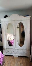 Mercer's Furniture Corona Budget Robe Solid Pine Two Door Wardrobe Antique Wax …
