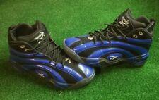 Reebok Shaqnosis Orlando Magic Mens Basketball Shoes Size 10 Black Blue
