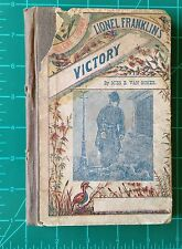 Lionel Franklin's Victory Miss E. Van Somer Holiday Library Temperance Society