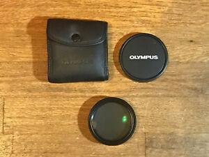 Olympus Camedia Macro Extension Lens Pro f=35cm MCON-35 62mm 72mm Japan