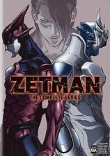 ZETMAN The Complete Series on DVD (DH665)