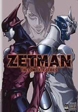 Zetman: The Complete Series (DVD, 2013, 3-Disc Set)