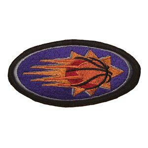 "2004 PHOENIX SUNS NBA BASKETBALL VINTAGE 4 7/8"" ALTERNATE LOGO TEAM PATCH"