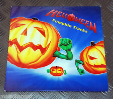 Helloween 'Pumpkin Tracks' LTD Scandinavian LP Noise INTL Rare OOP VG+ Kiske