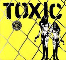 TOXIC - TOXIC (COMPILATION) (3LP+CD)  3 VINYL LP + CD NEW!