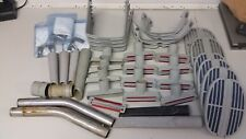 BIG LOT OF PARTS FOR Nilfisk  Hepa Vacuum NEW AND USED