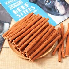 New listing Koefel Beef Stick Jerky Treats for Dogs - Soft, Delicious and Tender Snacks 24oz