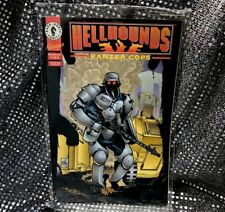 Hellhounds Panzer Cops 1 de 6 en Originale Emballage - Foncé Cheval Bd