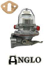 David Brown 990 995 996 1210 1290 1490 1294 Tractor Fuel Lift Pump - Glass Bowl