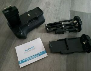 Neewer BG-E8 Replacement Battery Grip for Canon EOS 550D 600D 650D 700D