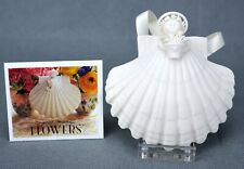 "Margaret Furlong 1998 Tulip Angel 4"" Special Edition Seashell Christmas Orig Box"