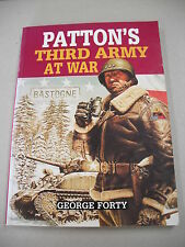 """""""PATTON`S THIRD ARMY AT WAR"""" BY FORTY! GREAT UNIT & CAMPAIGN HISTORY W/200+ PICS"""