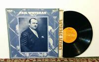 Paul Whiteman – Paul Whiteman Vol. II - LP 1969 - JAZZ - NM Vinyl