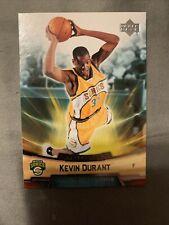 2007-8 Upper Deck Rookie Box Set, #11, Kevin Durant Rookie, PSA Ready!