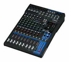YAMAHA MG12XU 12-CHANNEL MIXER W/ EFFECTS 24Bit USB OUT *NEW* *MAKE OFFER*