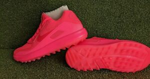 Nike Air Zoom 90 IT Golf Shoe Solar Red Women's Size 8 844648 601 New in Box