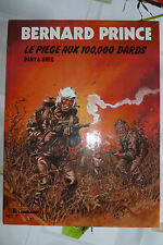 BD bernard prince n°14 le piège aux 100000 dards EO 1980 TBE dany greg