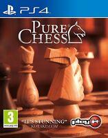 PS4 Pure Chess Schach Spiel für die Playstation 4 NEUWARE