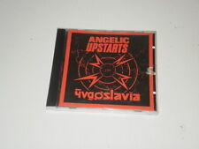 THE ANGELIC UPSTARTS - LIVE IN YUGOSLAVIA - RARE CD 1993 MADE IN UK EX++/NM - FT
