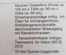 Heyermann Hundtransportbox Alu