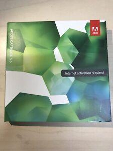 Adobe Captivate 5.5 : Mcintosh  OS  Serial Number