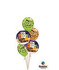 Party Supplies Decorations Halloween Monster Fun Foil Balloon Bouquet