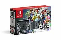 New Nintendo Switch  Super Smash Bros.  Console   Soft(DL Ver.) Set from