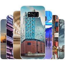 Dessana Hamburg TPU Silicone Protective Cover Phone Case Cover For Samsung