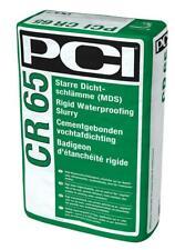 PCI CR 65 Starre Dichtschlämme 25 kg Zum Abdichten von Bauwerken und Behältern