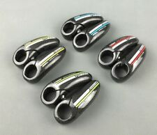 3K carbon Mountain Road bike bar end MTB bicycle handlebar ends 22.2mm 4color