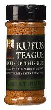Rufus teagus de poulet légumes fruits de mer sec frotter 6.5 oz jar spice grill saison