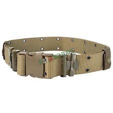 Cinturone Militare con Fibbia CONDOR U.S.A. modello G.I. Pistol Belt Coyote Tan