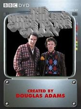 The Hitchhiker's Guide to the Galaxy Simon Jones, David Dixon, Peter NEW R2 DVD