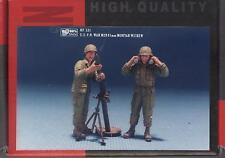Hobby Fan 1/35 HF-531 US M29 81mm Mortar w/ Crew (Vietnam War) - 2 Figures