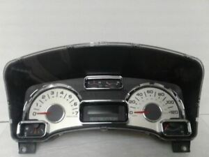 Speedometer Instrument Cluster 2010 Ford Expedition Floor Shift AL1T-10849-GE