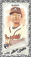 2018 Topps Allen and Ginter Baseball Mini Black Singles (Pick Your Cards)