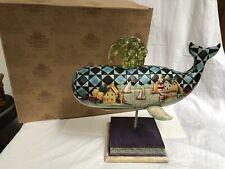Jim Shore Whale Gods Greatest Creature Enesco Heartwood Creek 118738 w box