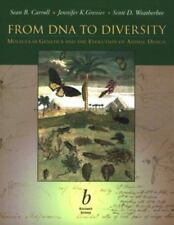 From DNA to Diversity: Molecular Genetics and the Evolution of Animal-ExLibrary