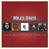 Miles Davis - Original Album Series 5CD BOX SET 5 Full length Classic Albums UK