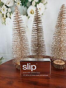 Slip - Pure Silk Queen Size Pillowcase - Silver