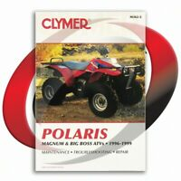 1996-1998 Polaris Magnum 425 2X4 Repair Manual Clymer M362-2 Service Shop