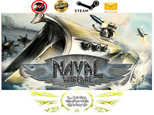 Naval Warfare PC Digital STEAM KEY - Region Free