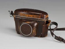 Zeiss Ikon Contaflex 35mm Camera w Carl Zeiss Tessar 2.8/45mm Lens