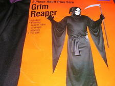 Halloween Grim Reaper Adult Costume